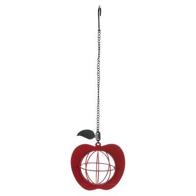 TRIXIE Meisenknödelhalter Apfel