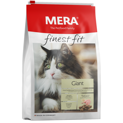 Mera Cat finest fit Trockenfutter Giant Katzenfutter