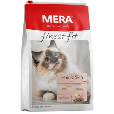 Mera Cat finest fit Trockenfutter Hair&Skin Katzenfutter