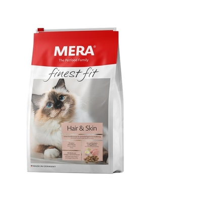 Mera Cat finest fit Trockenfutter Hair&Skin Katzenfutter, 4kg