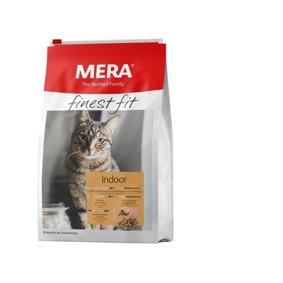 Mera Cat finest fit Trockenfutter Indoor für Katzen, 1,5 kg
