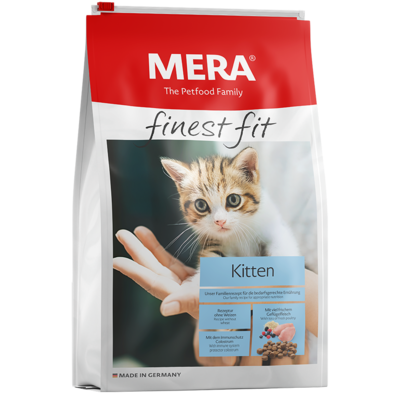 Mera Cat finest fit Trockenfutter Kitten
