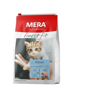 Mera Cat finest fit Trockenfutter Kitten, 400g