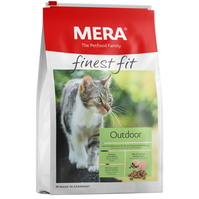 Mera Cat finest fit Trockenfutter Outdoor Katzenfutter