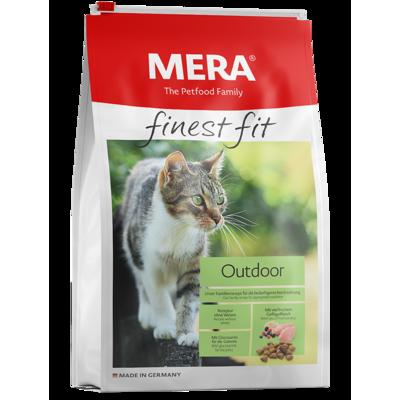 Mera Cat finest fit Trockenfutter Outdoor Katzenfutter