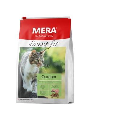 Mera Cat finest fit Trockenfutter Outdoor Katzenfutter, 400g