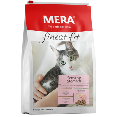 Mera Cat finest fit Trockenfutter Sensitive Stomach