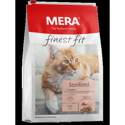 Mera Cat finest fit Trockenfutter Sterilized