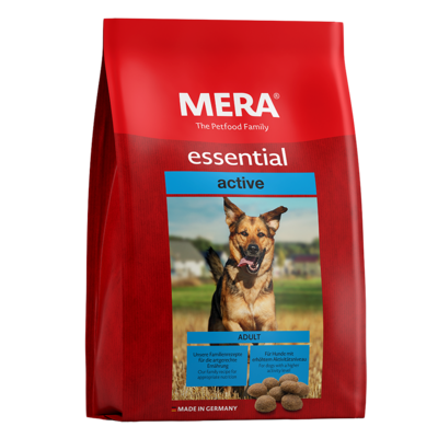 Mera Dog Essential Active Hundefutter