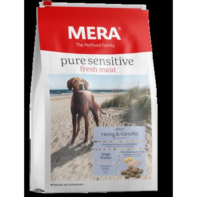 Mera Dog Pure Sensitive fresh meat Hering & Kartoffel