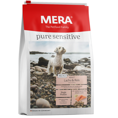 Mera Dog Pure Sensitive Mini Lachs & Reis