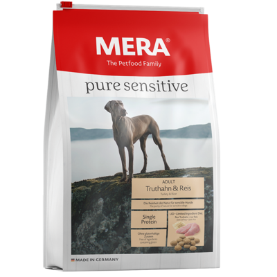 Mera Dog Pure Sensitive Truthahn & Reis