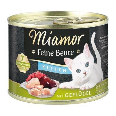 Miamor Feine Beute in Dosen für Kitten Preview Image