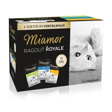 Miamor Ragout Royale in Jelly Multibox