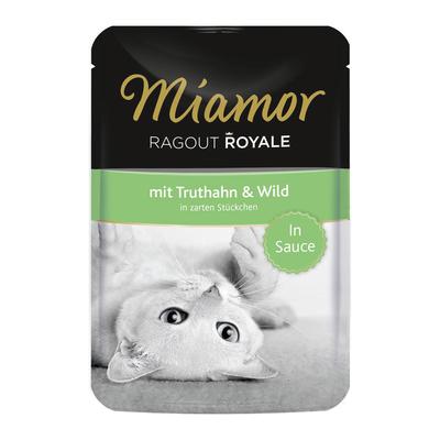 Miamor Ragout Royale in Soße Katzenfutter