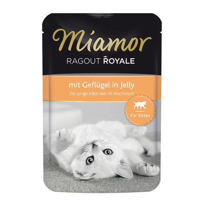 Miamor Ragout Royale Kitten Katzenfutter Preview Image