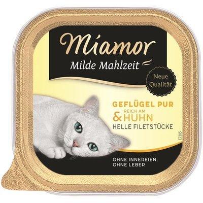 Miamor Schale Milde Mahlzeit Katzenfutter Preview Image