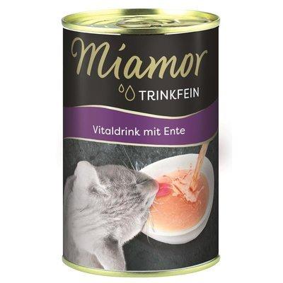 Finnern Miamor Trinkfein Vitaldrink mit Ente