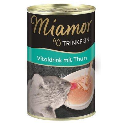 Finnern Miamor Trinkfein Vitaldrink mit Thunfisch