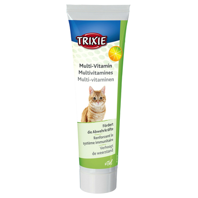 Multivitamin-Paste Katze