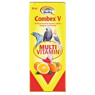Quiko Multivitaminsaft für Vögel Combex V