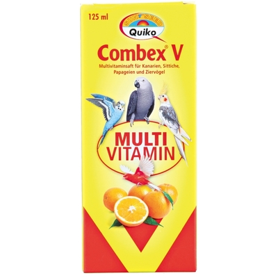 Quiko Multivitaminsaft für Vögel Combex V Preview Image