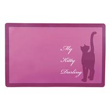 TRIXIE My Kitty Darling Napfunterlage für Katzen