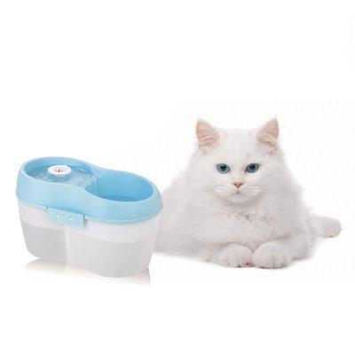Cat H2O Katzentrinkbrunnen mit Zahnpflege