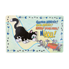 Trixie Napfunterlage Katze Guten Appetit