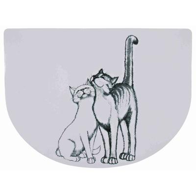 TRIXIE Napfunterlage Katze Schmusekatzen
