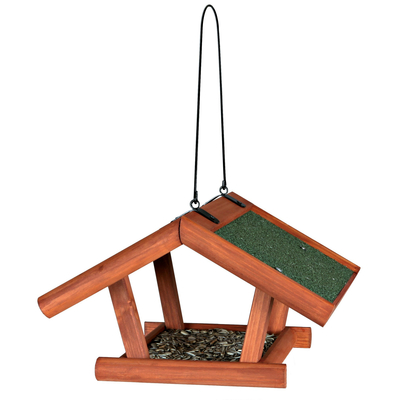 Trixie Natura Vogelhaus Futterhaus zum Aufhängen