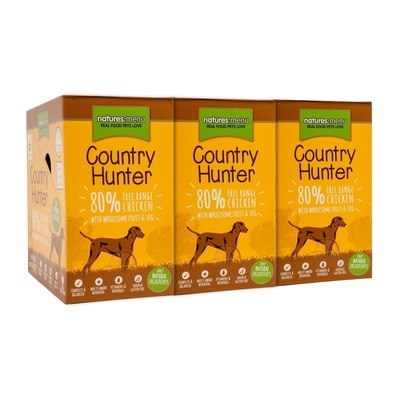 Natures Menu Country Hunter Hundefutter