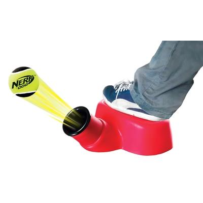 NERF Dog Ballkanone mit Tennisball