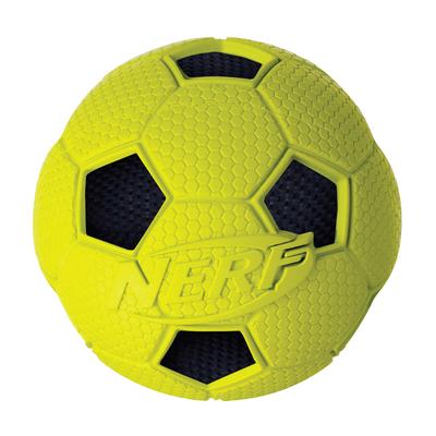NERF Dog Crunch Fußball mit Quietscher
