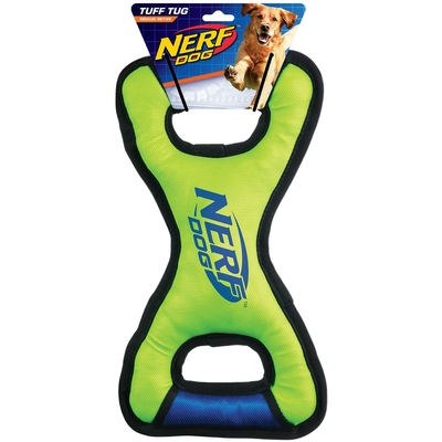 NERF Dog Plush - Tuff Infinity Tug