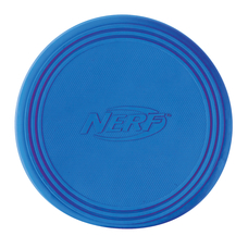 NERF Dog Rubber Flyer Frisbee für Hunde