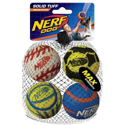 Nerf Dog Tennisbälle, megastark