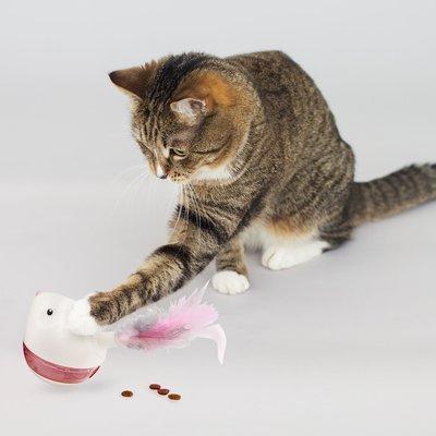 Nina Ottosson Snackspielzeug Maus mit Federn Preview Image