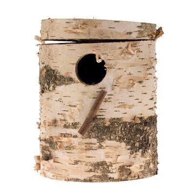 Nistkasten aus Berkenholz