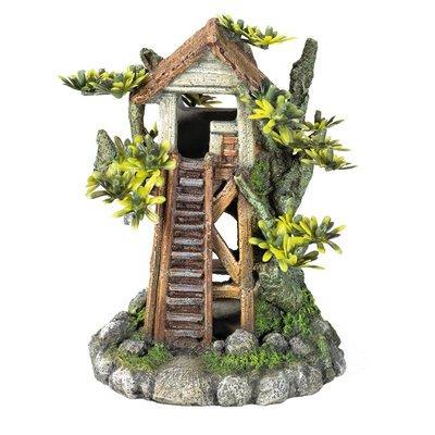 Nobby Baumhaus mit Pflanzen