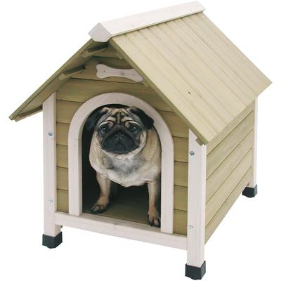 Nobby Hundehütte CIVETTA JAVA, Größe 1: 72,5 x 52,5 x 69 cm