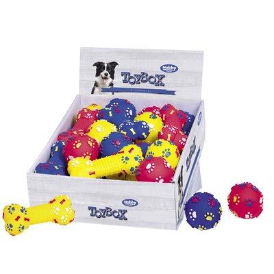 Nobby Hundespielzeug Ball und Knochen