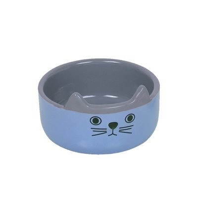 Nobby Keramik Napf Cat Face Preview Image