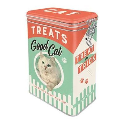 Nostalgic-Art Cat Treats Good Boy, Aromadose