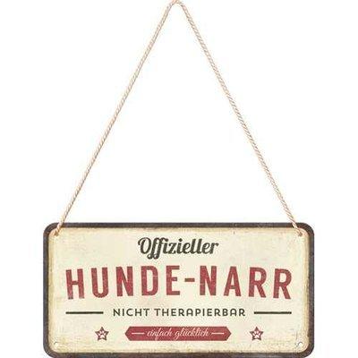 Nostalgic-Art Hunde-Narr, Hängeschild Preview Image
