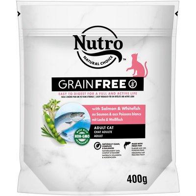 Nutro Grain Free Adult Lachs und Weißfisch Preview Image