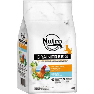 Nutro Grain Free Adult Sterile Katzenfutter Preview Image