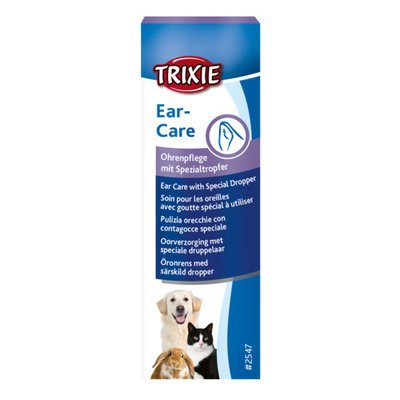 TRIXIE Ohrenpflege für Hunde und Haustiere