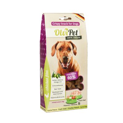 OlviPet Crispy Snack für Hunde
