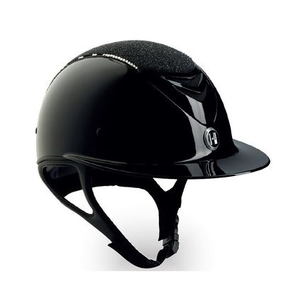 OneK Reit Helm Avance Glossy glitter mit Swarovski-Steinen